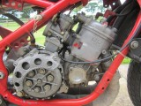 1983 Yamaha TZ250 K power valve