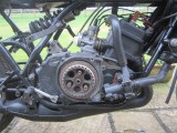 1974 Yamaha TZ350B Drum Brake