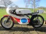 1969 Yamaha TR2 350cc air cooled