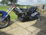 Yamaha TZ1500cc V8 280hp 500HP  plus on nitrous just push the button the ultimate TZ