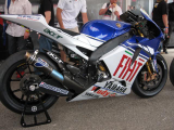 Valentino Rossi Moto GP Machine In Spa Bikers Classic