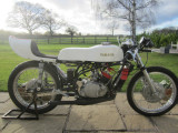 1972 Yamaha AS3 Watercooled Van Dongen