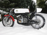1970 Yamaha TR2 350cc Air cooled