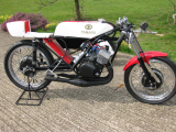 1970 Maxton Yamaha AS1 125