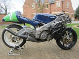 2000 Yamaha TZ250 V Twin ex Michael Dunlop and Neil Robinson TT bike