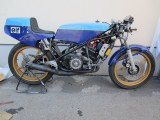 1978 Yamaha Rob North TZ350