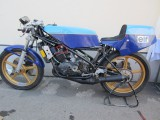 1978 Rob north  TZ350