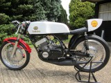 1973  Yamaha TD3 350cc air cooled