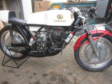 1974 Yamaha TZ250B Drum Brake water cooled