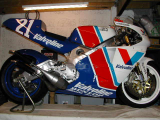 1994 x Peter Goddard ROC Yamaha V4 500 GP machine
