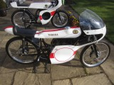 Yamaha 50cc Racing Machine