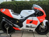 1994 Harris Yamaha BIG Bang 500 V4 grand Prix Machine Malboro colours