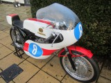 1969 YAMAHA TR2 350cc Air cooled Big Drum brake
